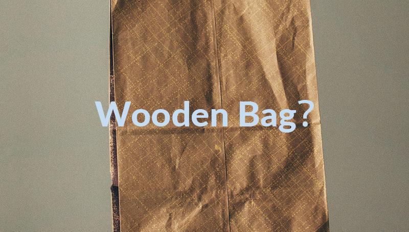wood-bag